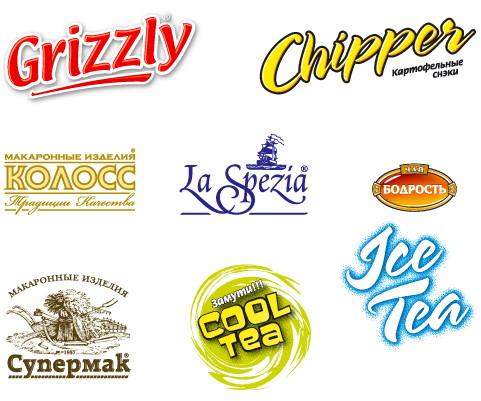 логотипов торговых марок компании ...: www.omnibusdesign.ru/identity_logo/logo_design-id-rusprod.html
